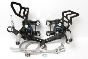 PP TUNING FOOTREST,PP TUNING REPLACEMENT FOOTREST,PP TUNING REARSETS FOOTREST,