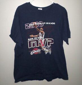 8a5c7d187 LEBRON JAMES youth lrg T shirt Cleveland Cavaliers 2010 kids tee NBA ...