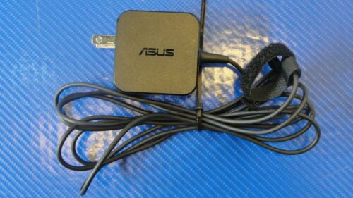 Genuine ASUS EEE Book E205SA X205TA X205TA Square Tip Power Adapter Charger ER*