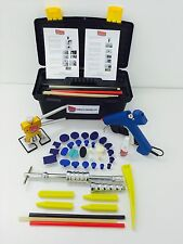 53pc PRO SLIDE HAMMER & MINI-LIFTER PDR GLUE PULLING KIT inc 28 Tabs -PDR Tools