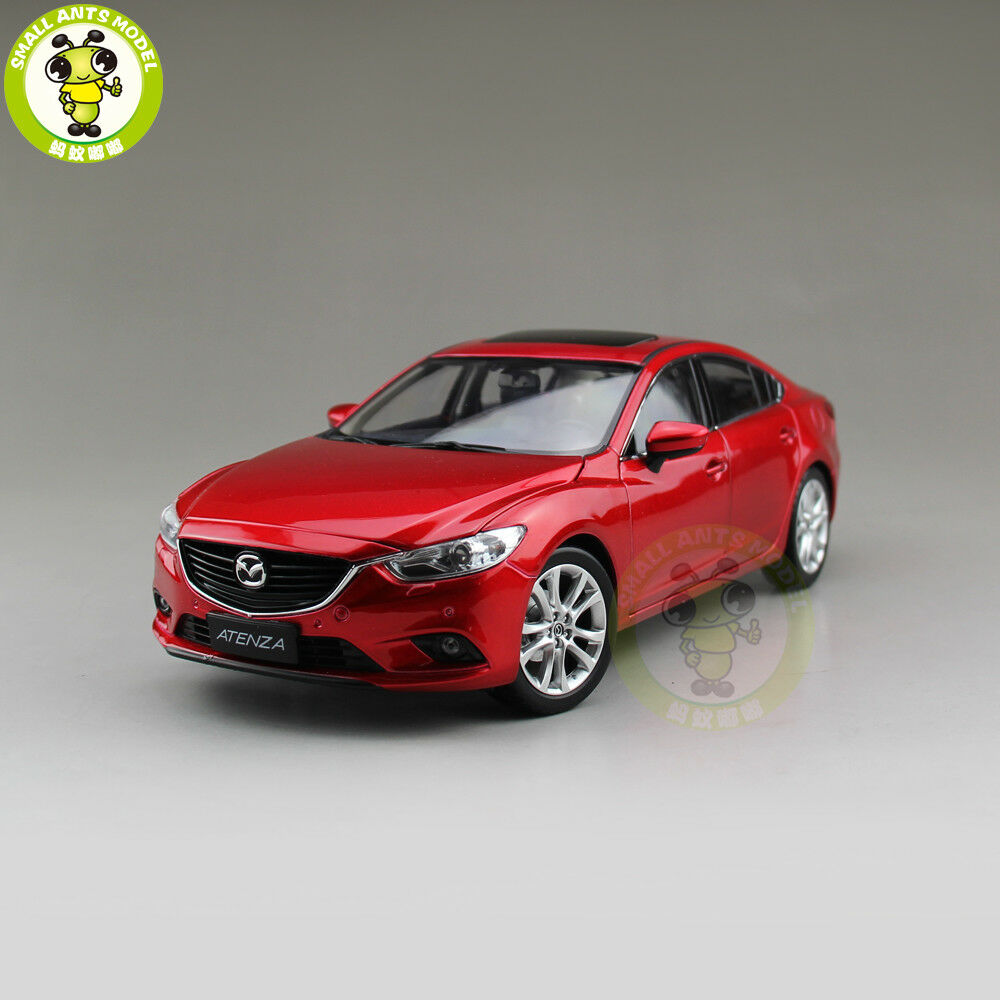 1 18 Mazda 6 ATENZA Diecast Car Model Toy Boy Girl Gift Collection Red