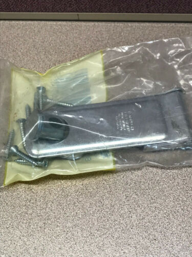 """Free Shipping * Stanley 81-1720 Safety Hasp Zinc 4-1//2/"""" w// Rotating Post"""