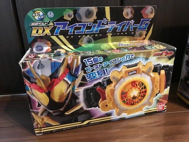 Bandai Kamen Rider Ghost Henshin Belt DX DX DX Eyecon Driver G USED 637b16