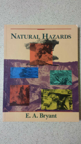 1 of 1 - Natural Hazards by Edward Bryant (Paperback, 1991)