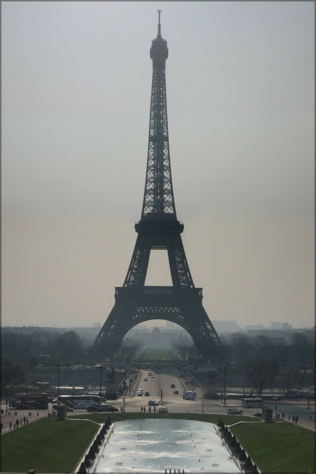 Poster, Many Größes; Eiffel Tower In Paris