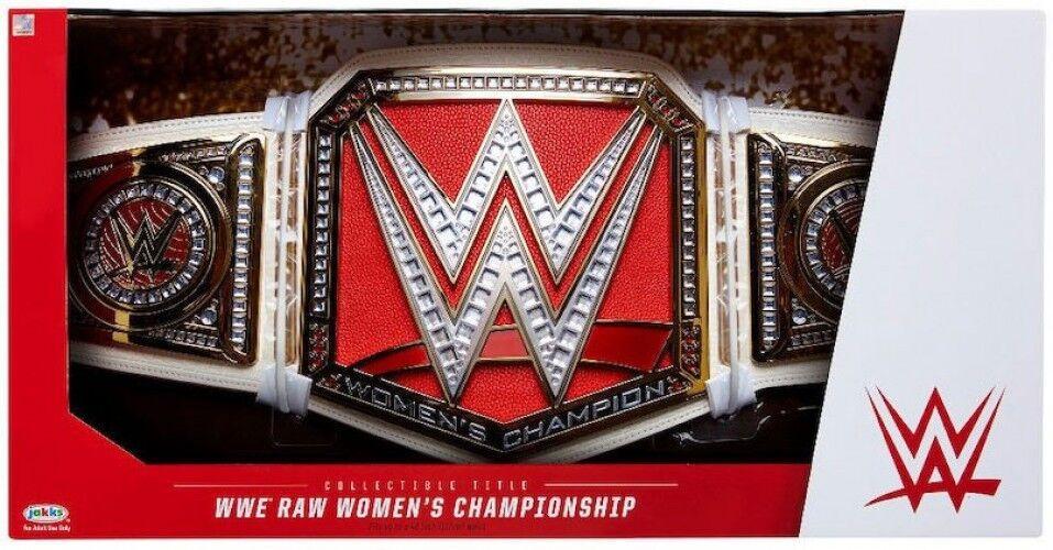 centro comercial de moda WWE Lucha Libre Coleccionable título WWE Raw para para para Mujer Cinturón De Campeonato  tienda en linea