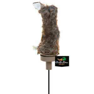 NEW-LUCKY-DUCK-EDGE-BY-EXPIDITE-QUIVER-CRITTER-PREDATOR-FOX-COYOTE-MOTION-DECOY