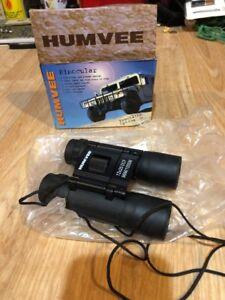 Humvee-Binocular-12x25-DCF-96m-1000m-Black-Big-5-Sporting-Goods-New
