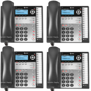 Power Failure Protection AT/&T 1040 4-Line Corded Phone W
