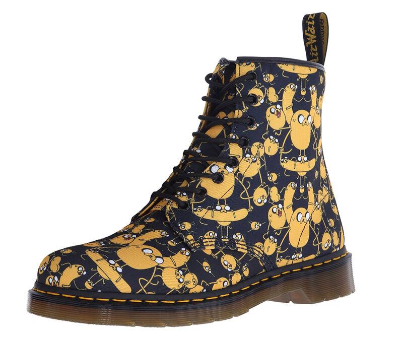 New Dr. Martens Castel Adventure Time Boots Size Men 13 JAKE
