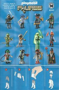 Playmobil-6840-Figuren-Figures-Serie-10-Boys-neuwertig