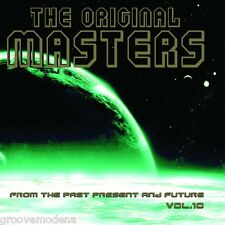 THE ORIGINAL MASTERS From the Past Present & Future Vol 10 EXTENDED TRACK CD NEW
