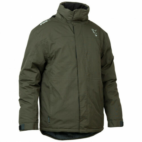 Fox Green /& Silver Winter Suit