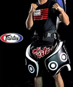 TP3 FAIRTEX AUTHENTIC MUAY THAI THIGH PADS TP3 KICK BOXING MUAYTHAI  MMA