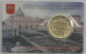 Vaticano-2015-Coincard-n-6-Vatican-City-mint-coin-in-mint-set