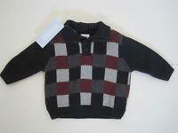 Gymboree Train Time Sweater Boy's Size 3-6 Month
