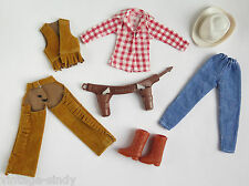 Havoc MYSTERY AT THE RANCH Outfit | Vintage Havoc Doll | Mary Quant Daisy