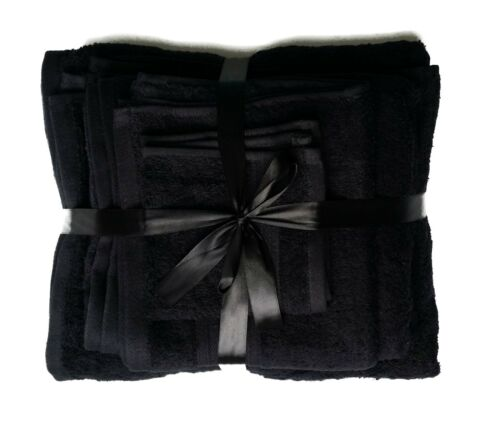 4 Piece Towel Bale Bath sheet Bath Towel Hand Towel Face Towel Luxury Quality
