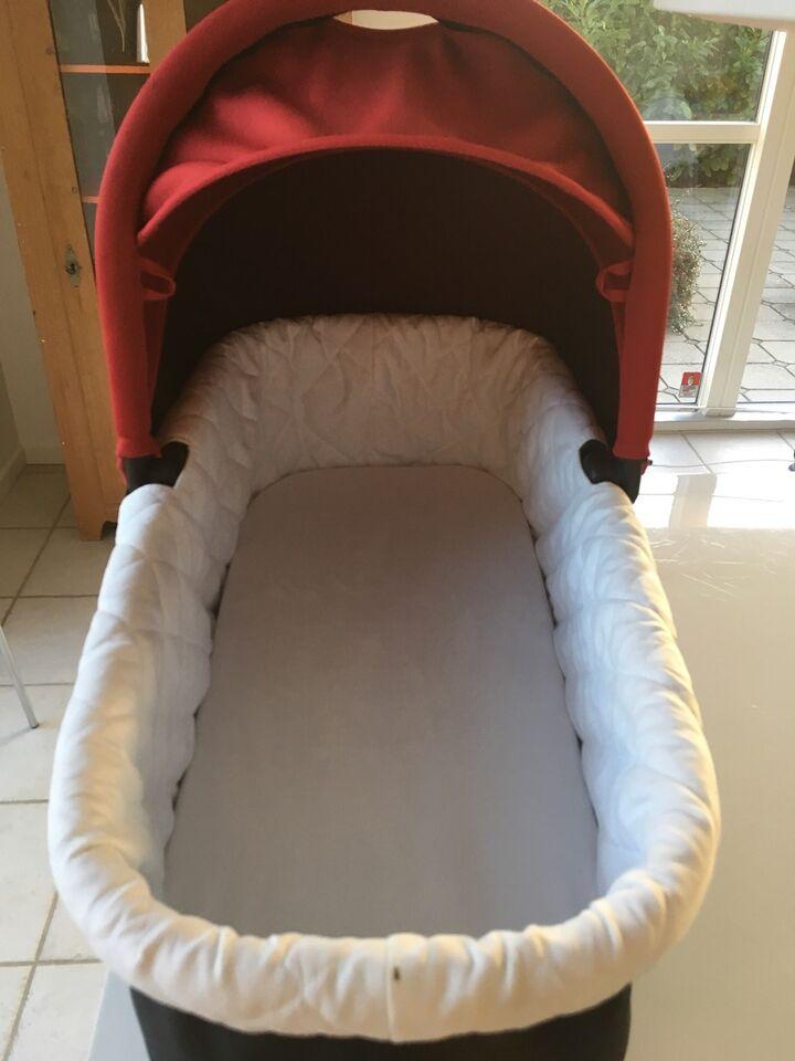 Lift, Baby Jogger Deluxe pram, liggemål (cm): 78