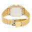 Casio-Men-039-s-DB380G-1DF-Gold-Tone-Stainles-Steel-Quartz-Watch-with-Digital thumbnail 2