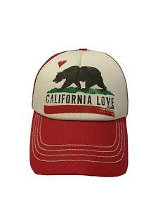 Billabong-Snapback-Red-Mesh-Trucker-Hat-California-Love