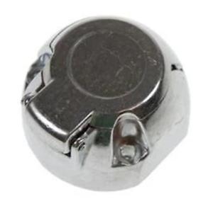 Maypole Towing Motor home Trailer Socket Aluminium 12V /'N/' Type 7 Pin MP025