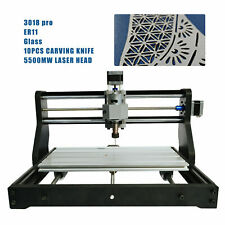Cnc Engraving Machine Router Woodworking Printing Milling Equipment Laser Head