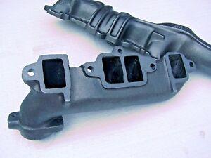 11964-1988 OLDS 442 CUTLASS 350 307 330 SMALL BLOCK DUAL EXHAUST MANIFOLD HEADER