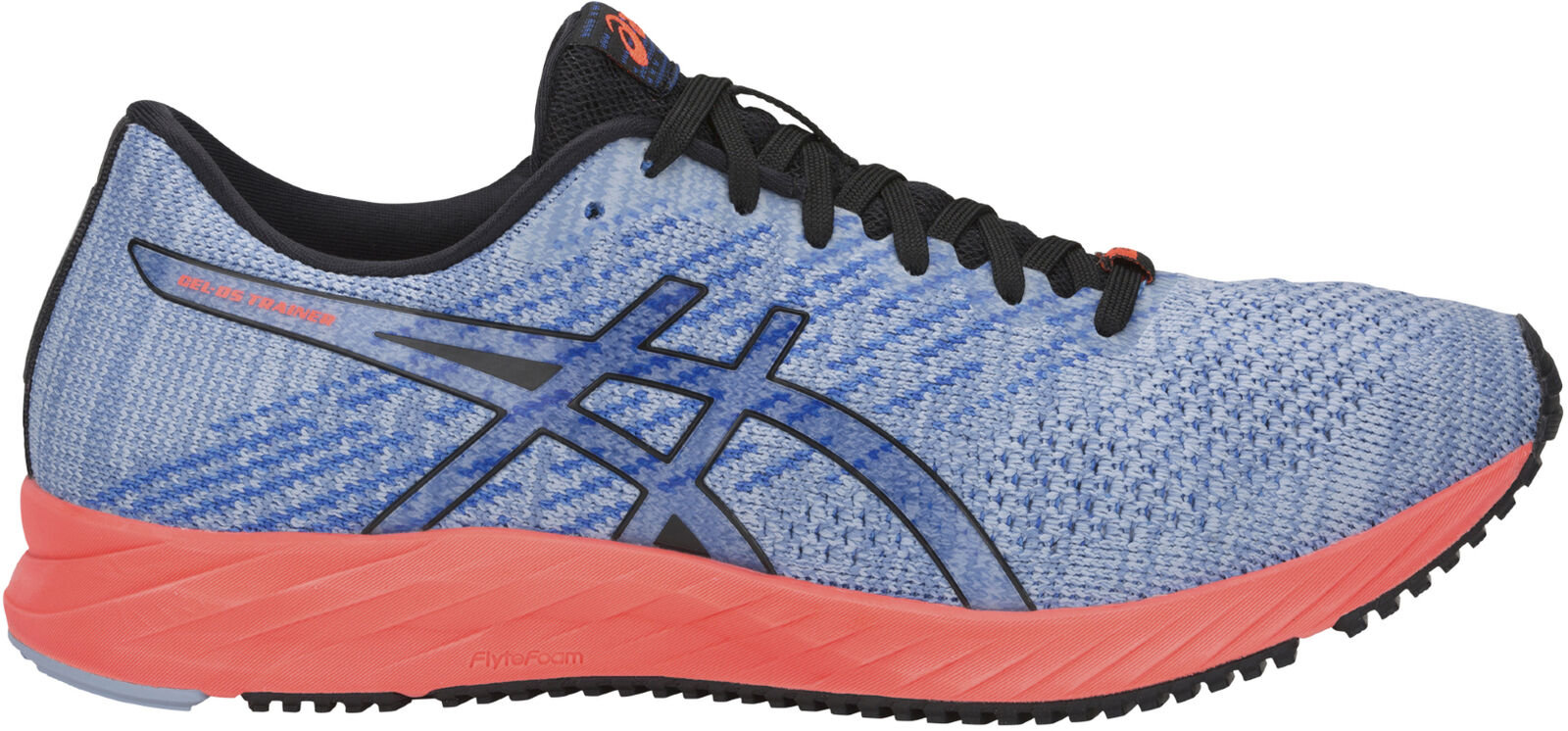 Asics Gel DS Trainer 24 Mujeres Tenis para Correr-Azul