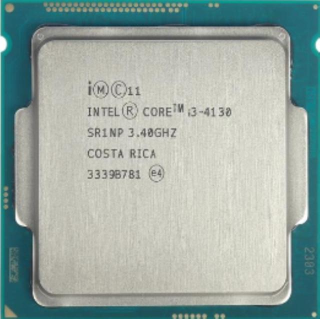 Intel Core i3-4130 Dual Core 3.40GHz Desktop Processor CPU