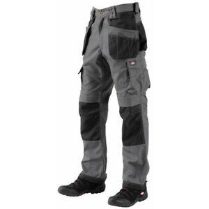 Pantalon de travail multi-poches 210 - noir /gris-T48 LEE COOPER