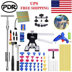 PDR-Painless-Dent-Removal-Slide-Hammer-Pulling-Bridge-PDR-Tools-Set-Dent-Repair