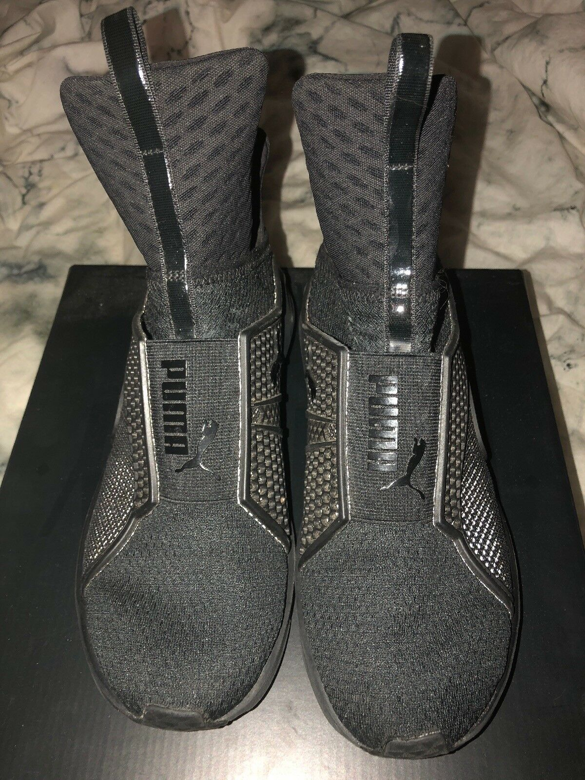 Puma Fenty Trainer Women - Size 8.5 - Black