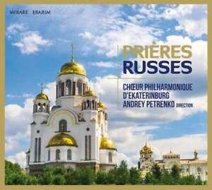 Choeur-Philharmonique-D-039-Ekaterinburg-Priere-Russe-Neuf-CD