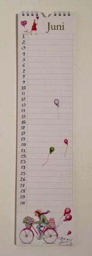 NEU//OVP Christina Thrän immerwährender Geburtstags-Kalender