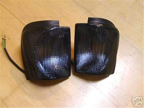 Treser intermitentes delanteros Set intermitentes negro VW Scirocco II