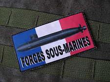 SNAKE PATCH - FORCE SOUS-MARINES - marine bashi MARINE marin SNLE