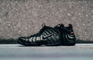 Nike Orange Green 11 Air 624041 304 Team 5 Foamposite Tama Sequoia Pro o Black aFHaqw6