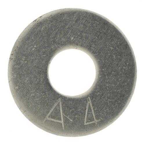 10x DIN 9021 Scheiben mit Außendurchmesser ca 13 3 d A4 blank