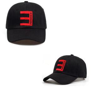 Image is loading New-Eminem-Embroidery-Movement-Baseball-Cap-Fashion-Dad- ef70d3e51770