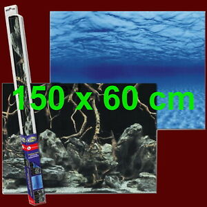 Aquarium-Deko-RUCKWANDFOLIE-150-X-60cm-Fotorueckwand-Zubehoer-5-99-m