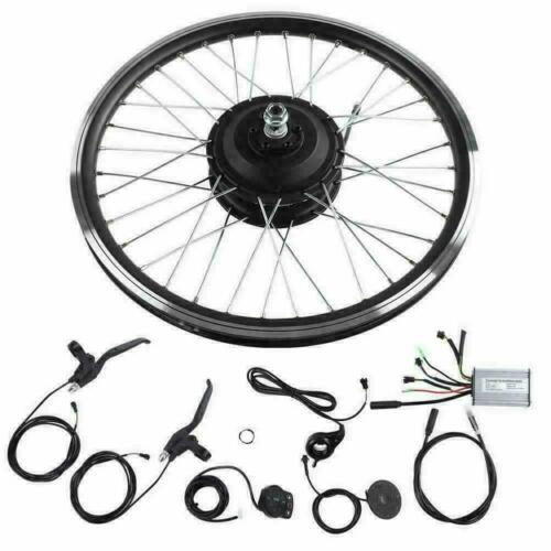 36V//48V 350W 26in Wheel Motor Electric Bicycle E-bike Conversion Kit Cycling
