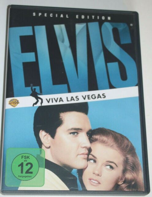 Elvis Presley - Special Edition 1 DVD-Set - Viva Las Vegas