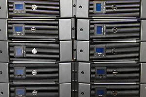 Dell J727n UPS - includes new cells, network card and 12m RTB warranty - 2700W