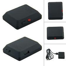 X009 GSM SIM Card Mini Hidden Spy Camera Audio Video Record Ear Bug Monitor DV
