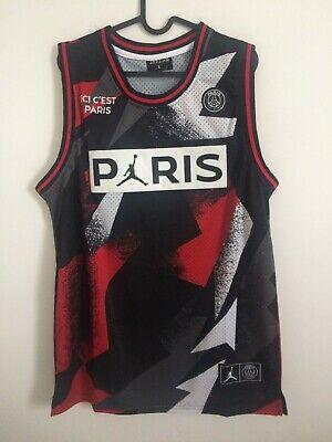 Tank Top NBA jersey Basketball Paris