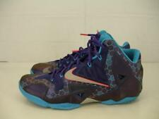 dd9c0829b1a0 item 2 Mens 11 Nike LEBRON XI 11 Summit Lake Hornets Basketball Shoes  616175-500 Purple -Mens 11 Nike LEBRON XI 11 Summit Lake Hornets Basketball  Shoes ...
