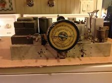 vintage Silvertone Radio  Chassis  13 tubes ( with tuning eye tube.)