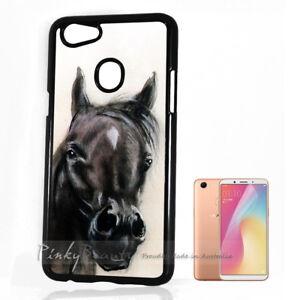 timeless design d69ae cb98b For Oppo A73 ) Back Case Cover P11484 Horse | eBay