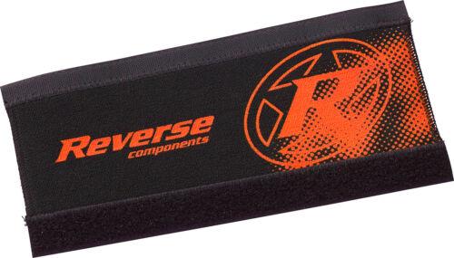 Reverse Neopren Kettenstrebenschutz schwarz/orange Fahrradteile & -komponenten Radsport